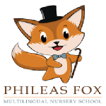 11. LOGO - Phileas Fox Nursery